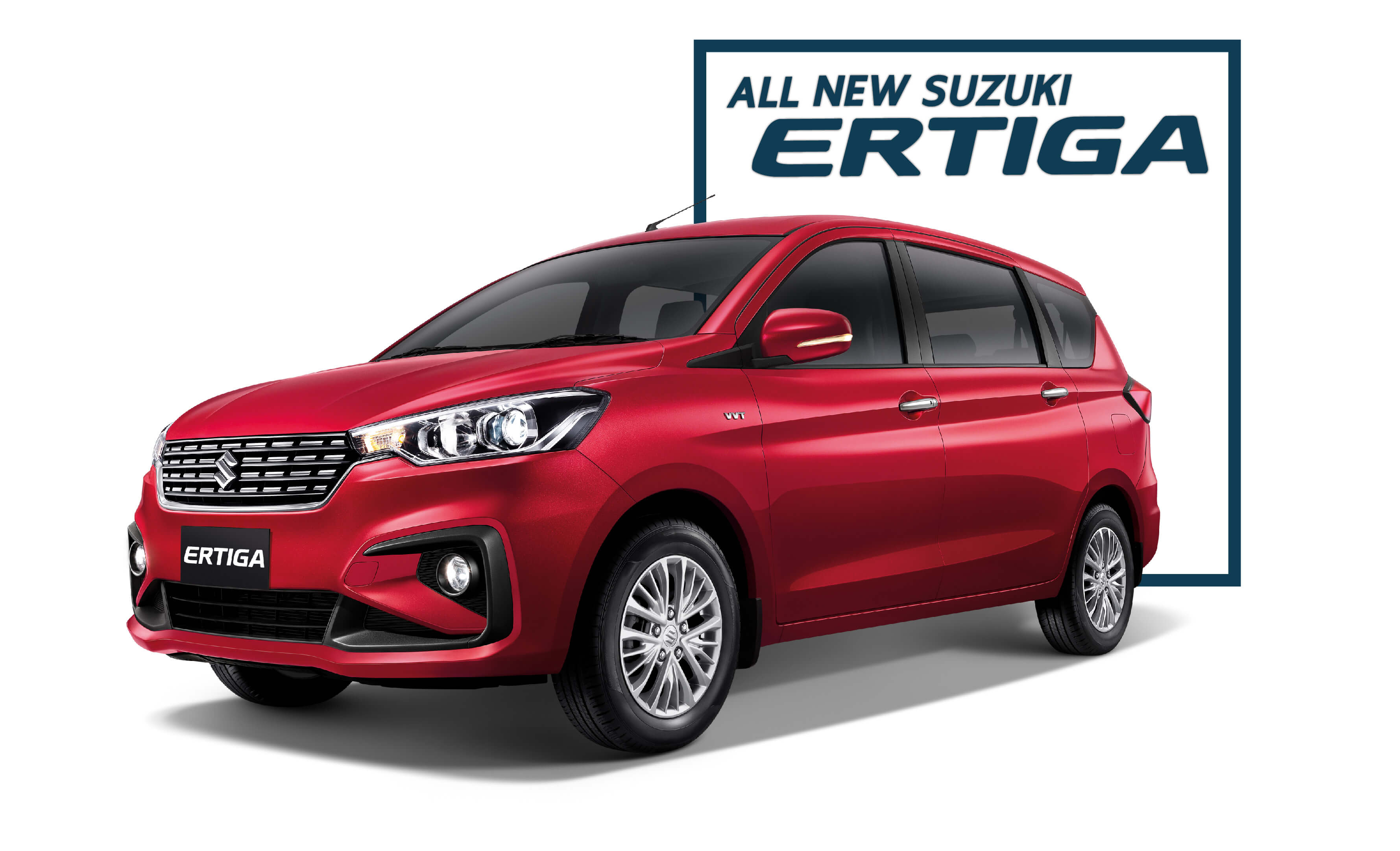 Promotion All New Ertiga
